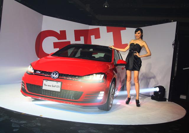 Volkswagen全新Golf GTI正式在台上市!年度配額僅150台,售價148.8萬元