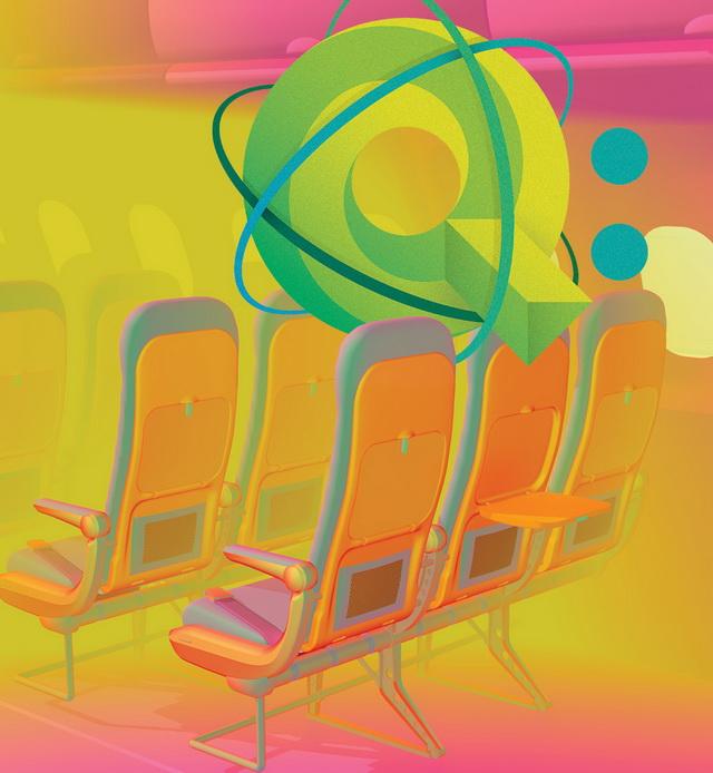 Recaro要大家嚐嚐「椅背不可調」的滋味!民航機節能減碳先從短程客機的座椅瘦身下手