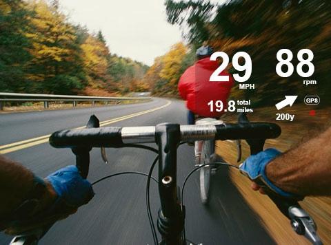 替腳踏車騎士量身打造的 Google Glass Citi Bike App,所有資訊盡在眼前!