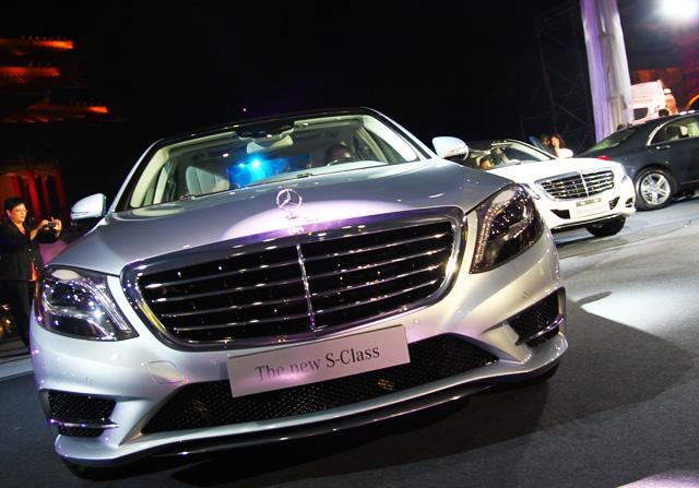 Mercedes-Benz 全新 S-Class正式在台上市!進化程度直逼千萬頂級房車!