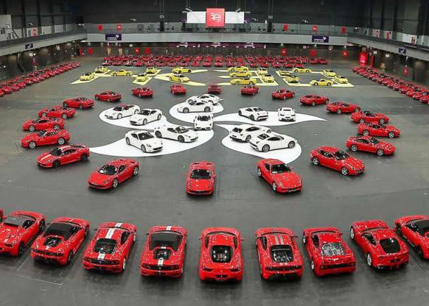 600多輛 Ferrari超跑一同歡慶法拉利進入香港市場三十週年,Ferrari 458 Speciale驚喜現身!