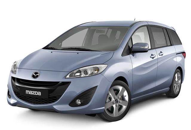 MAZDA推出 Mazda5七人座尊榮特仕版,現金入主價69.9萬元50台限量倒數!