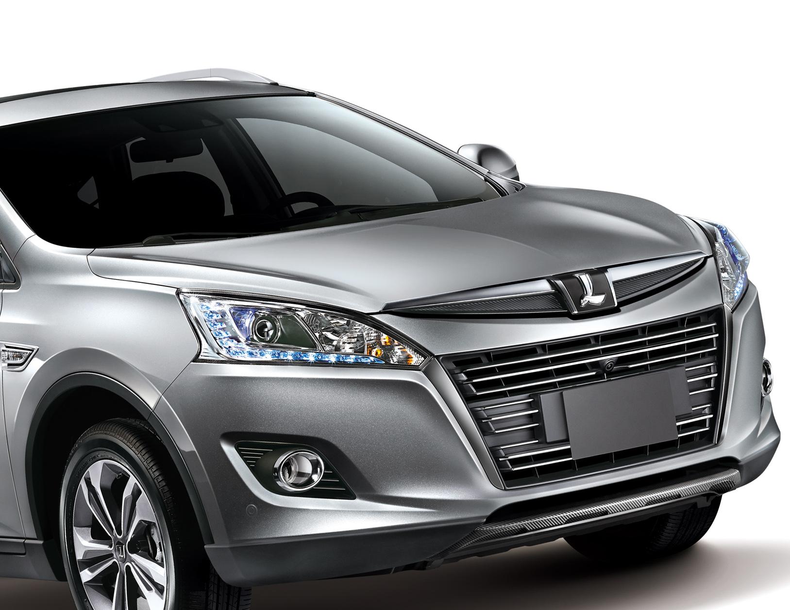 LUXGEN全新中型 SUV即將登場,TURBO渦輪增壓動力與智慧型安全科技絕對少不了!