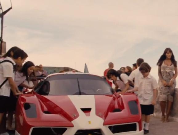 明目張膽使用 FXX複製車,痛恨假貨的 Ferrari會不會怒告電影「玩命關頭 6」呢?