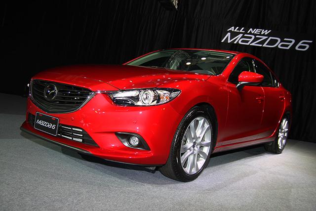 All New Mazda6正式在台上市, 售價97.9萬元起,比預售價格還親民!
