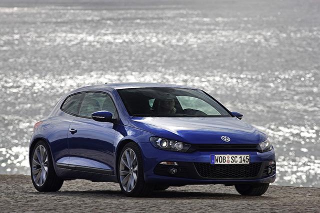 Volkswagen Scirocco 1.4 TSI推出限量優惠,特惠價NT$119.8萬起!