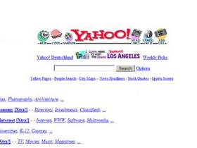 Google 閃一邊!1996年的全美20大熱門網站排行榜