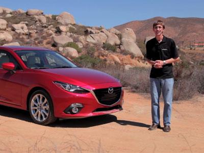 馬自達全新Mazda 3試駕!世代交替、先進家族科技上身!