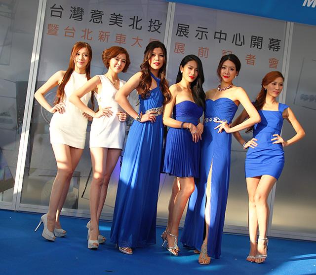 【2014台北車展預報】SUBARU車展 Model陣容公布!招待小姐也好可愛呀!