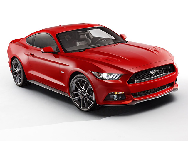 2015 Ford Mustang野馬跑車正式發表,首次加入全新2.3升EcoBoost渦輪引擎!