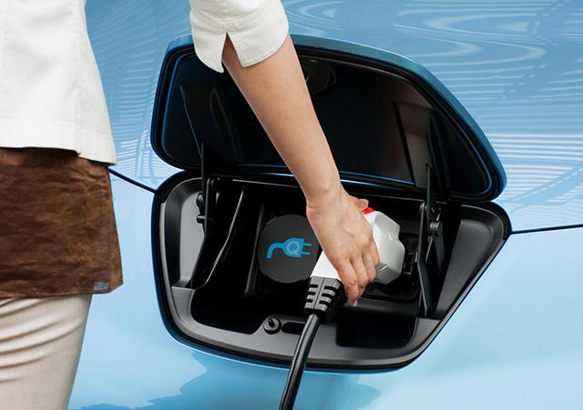 老美果然一板一眼,Nissan Leaf車主偷充了1塊多的電也能被抓去坐牢!