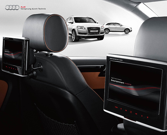 Audi Q5 & Q7 RSE專屬件優惠升級活動正式起跑!
