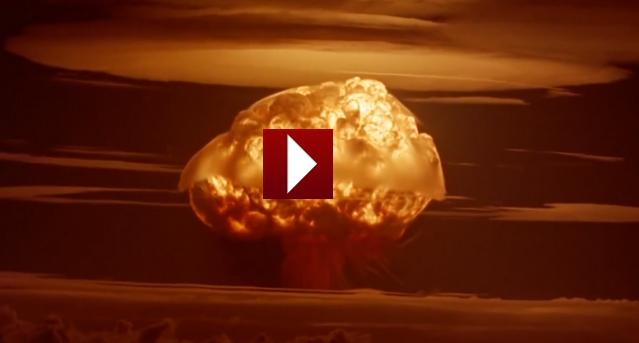 【小型核彈試爆】