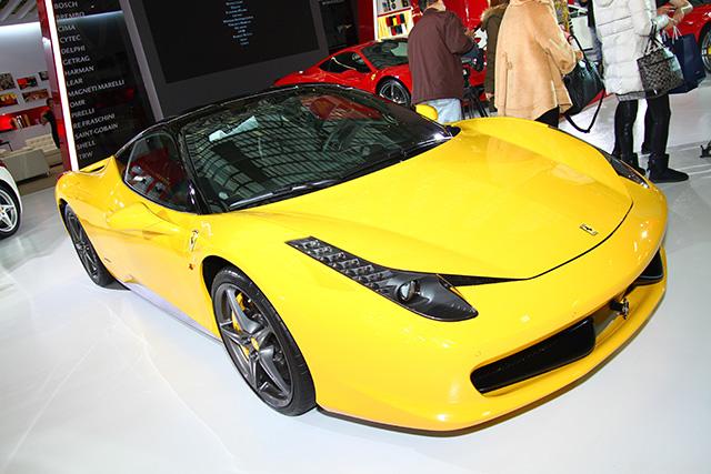 【2014台北車展】Ferrari法拉利全車系介紹,沒有一輛低於千萬的!