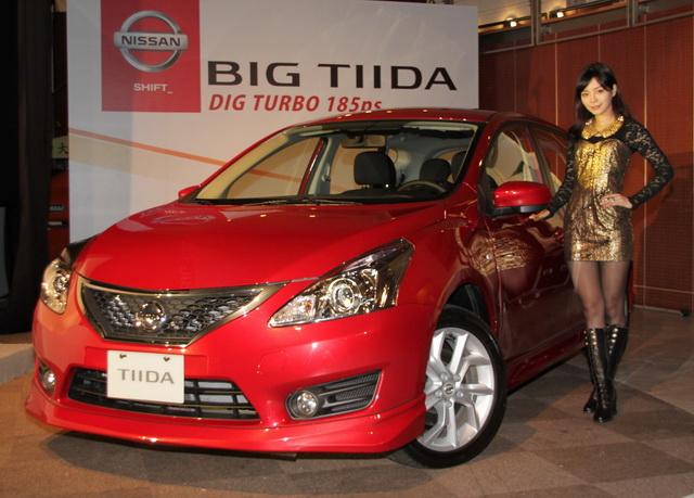 NISSAN BIG TIIDA 2014年式全車系售價不變 安全舒適雙重升級