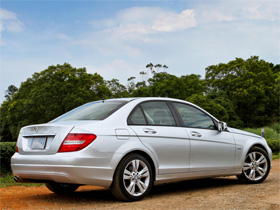更加節能環保的 M-Benz C 200 BlueEFFICIENCY Classic