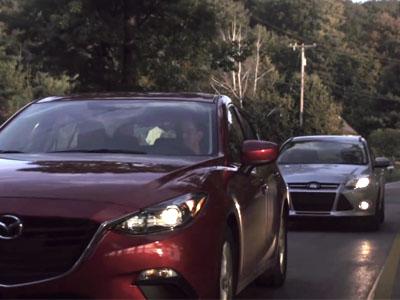 Ford Focus vs. Mazda 3!漸行漸遠的兄弟車