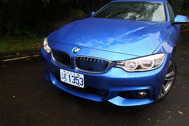 BMW 435i M Sport Package試駕:輕量級的 M款跑車