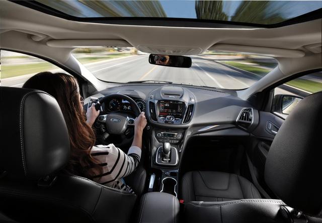 Ford宣告推出五款車用App:聲控就能訂披薩、找車位、控制家中電子用品