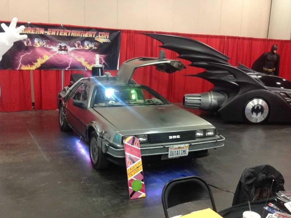 【熱門話題】你喜歡回到未來的 DMC-12、還是 蝙蝠車呢?