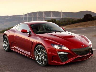 【熱門話題】Mazda RX-7雙門跑車將於明年復活?繼續使用轉子引擎?