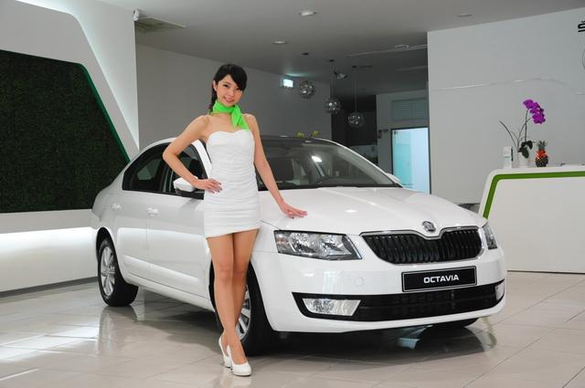 歐洲兩大權威雜誌『2014年度最佳房車』殊榮加冕 ŠKODA New Octavia 1.6 TDI 台南車展榮耀上市