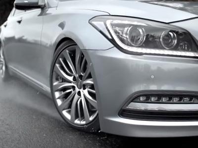 性能不再是德國車的專利,韓國 Hyundai Genesis殺到紐伯林北賽道去了!