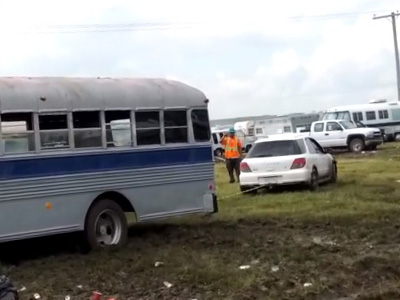 道路的救星 Subaru Impreza,從警車到聯結大卡車都要靠它才行