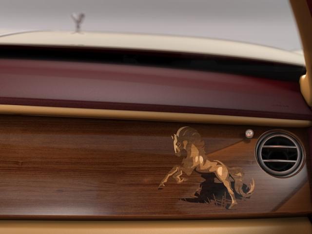 交融中西文化傳統 ROLLS-ROYCE MOTOR CARS隆重發佈「英驥典藏版」GHOST