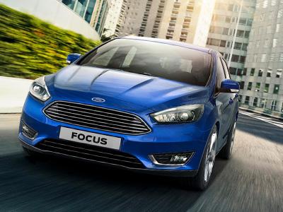 2015 Ford Focus換上 Aston Matin車頭,加入全新1.0升EcoBoost引擎!