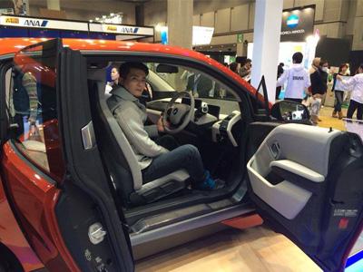 【熱門話題】東京直擊右駕 BMW i3電動車!內裝真的像廉價的IKEA傢俱嗎?