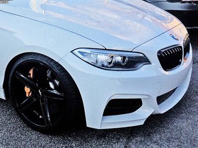 BMW 1系列車頭改裝!車帥怎麼改都帥!