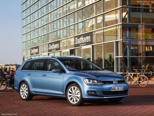 Volkswagen Golf Variant榮獲2014 iF設計大獎!台灣預計第三季引進