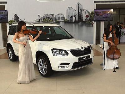 Skoda Yeti 雪人SUV改款上市!售價88.8萬起!