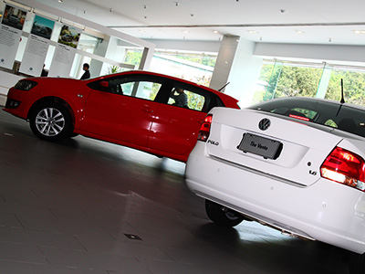 四門 Polo-Volkswagen Vento首度在台亮相, 全新 Polo 1.6五門掀背車同步亮相