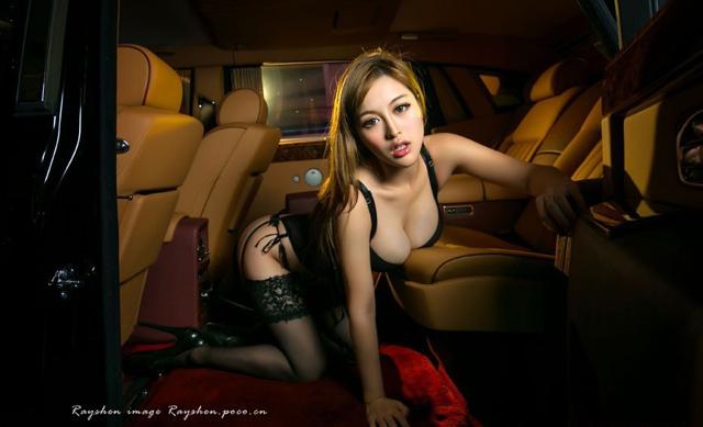 Rolls-Royce 勞斯萊斯頭燈的豪邁霸氣