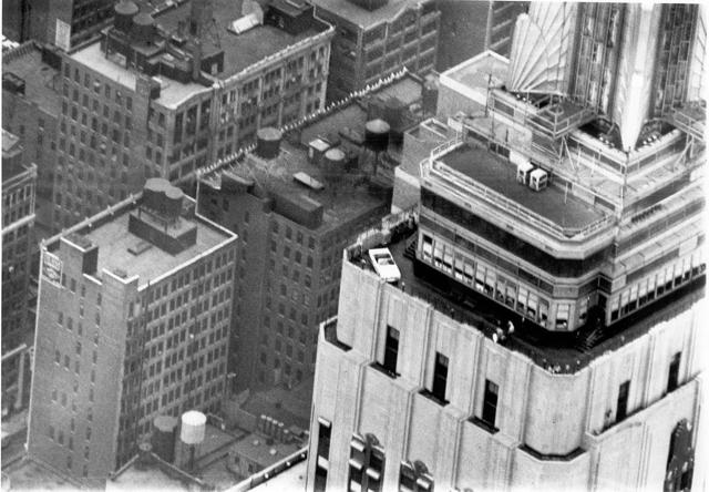 Ford Mustang將在紐約帝國大廈歡慶50週年