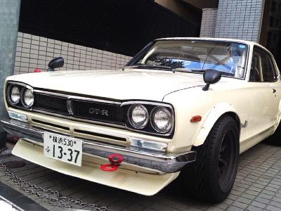 【熱門話題】日本街頭直擊老爺 Nissan GT-R,熱血指數超標!