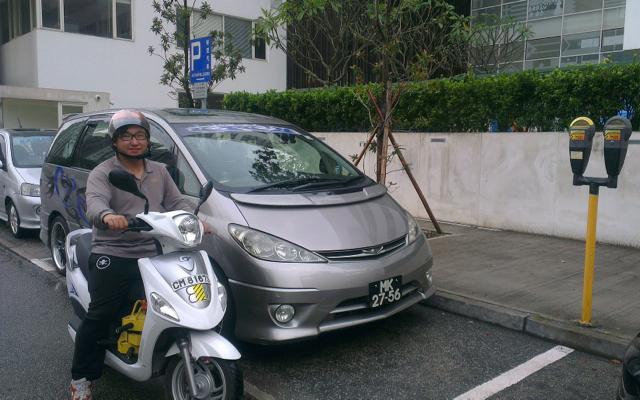 中華汽車綠能事業海外再突破 澳門推廣e-moving電動機車邁大步
