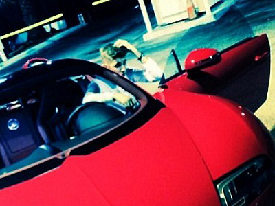 Bugatti Veyron借給小賈斯汀 Justin Bieber? Over My Dead Body啦!