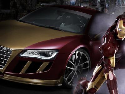 靠 YouTube頻道發財,23歲青年換 Audi R8超級跑車了!