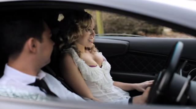 【交通安全】載了辣妹,車子就自動變身成 Lamborghini Murcielago?有沒有這麼神...