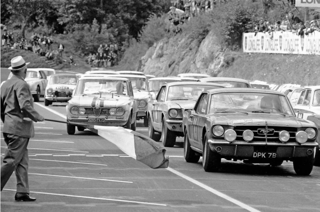 Ford Mustang 50歲生日進入最後倒數:超過16國車迷朋友聚集一堂  共襄盛舉