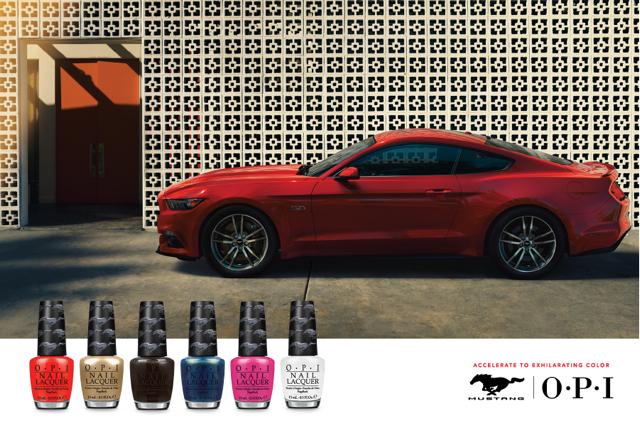Ford時尚基因大解放 Mustang展開全球時尚計畫 Anna Sui等五位時尚大師將推出Mustang Unleash系列