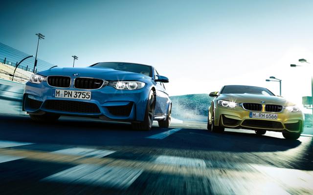 全新BMW M3四門跑車、BMW M4雙門跑車預售價 BMW M5 30週年慶賀專案 同步登場