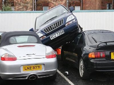 停車場開始提高休旅車收費,是在騙錢還是真的合理呢?