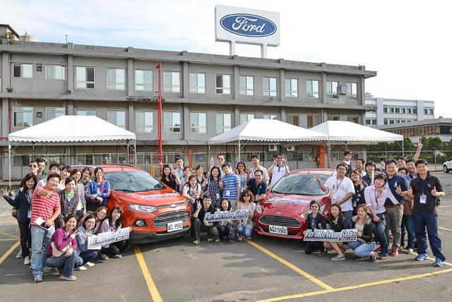 福特安全節能駕駛體驗營 母親節前夕舉辦女性駕駛場次