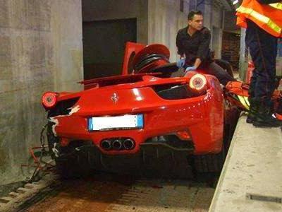 【熱門話題】又一輛法拉利 Ferrari 458 Italia GG了!
