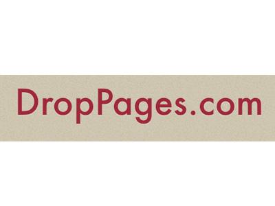 DropPages:用 Dropbox 空間架設簡單網站