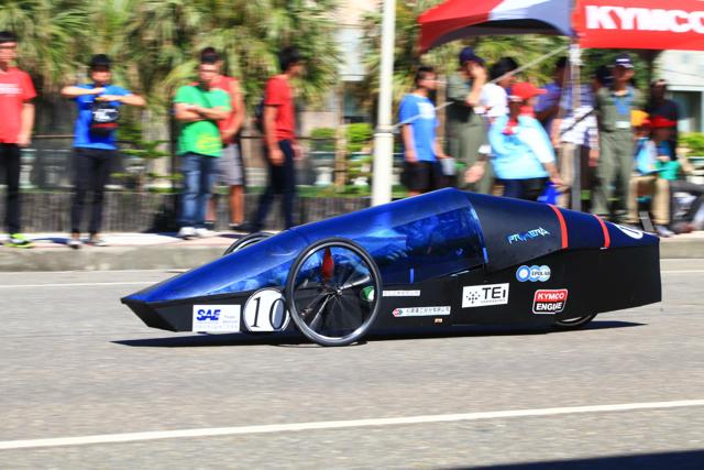 SAE環保節能車大賽熱鬧登場 青年學子展現無限創意